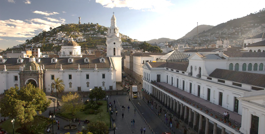 CITY TOUR QUITO + MITAD DEL MUNDO